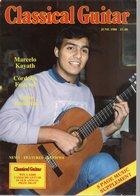 Revue De Guitare - Classical Guitar - N° 10 - 1986 - Marcelo Kayath - Art