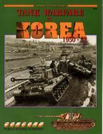 TANK WARFARE IN KOREA 1950 1953 GUERRE COREE ARME BLINDEE CHARS - English