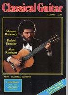 Revue De Guitare - Classical Guitar - N° 9 - 1986 - Manuel Barrueco - Art