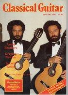 Revue De Guitare - Classical Guitar - N° 5 - 1986 - Assad Brothers - Art