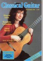 Revue De Guitare - Classical Guitar - N° 4 - 1985 - Sharon Isbin - Art