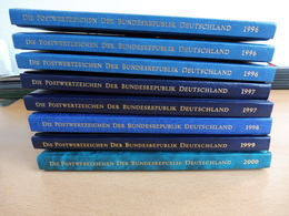 BRD Jahrbücher **    !! ACHTUNG !! - Sammlungen