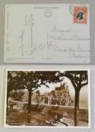 Cartolina Illustrata La Rocca - Anno 1938 - Saint-Marin