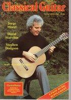 Revue De Guitare - Classical Guitar - N° 3 - 1985 - Sharon Isbin - Art