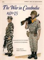OSPREY WAR IN CAMBODIA 1970 1975 GUERRE CAMBODGE - English