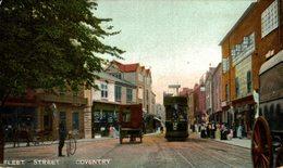Fleet Street, Coventry. Reino Unido - Coventry