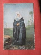 Femme Du Harem Egypt   Ref 3837 - Afrika