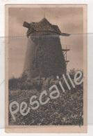 MILITARIA WW1 - 80 SOMME - FELDPOSTKARTE WINDMÜHLE BEI PERONNE - OBERSCHLES. INFANTERIE REGT N° 63 / 12 KOMPAGNIE - 1916 - Peronne