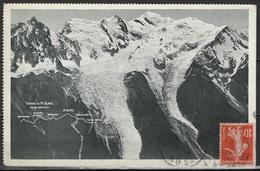 APK Chamonix Nach Paris Vom 1.1.1913 - Chamonix-Mont-Blanc