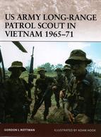 OSPREY US ARMY LONG RANGE PATROL SCOUT IN VIETNAM 1965 1971 - English