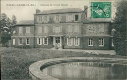 76 MESNIL RAOUL / Chateau Du Grand Hamel / - Autres Communes