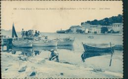 83 SAINT MANDRIER SUR MER /  Le Bord De Mer / - Saint-Mandrier-sur-Mer