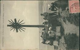 85 NOIRMOUTIER / La Croix Du Goua Et L'entree Du Passage A Maree Basse / - Noirmoutier