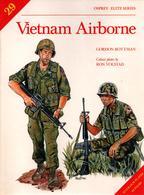 OSPREY US ARMY VIETNAM AIRBORNE PARACHUTISTE PARA - English