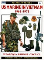 OSPREY US MARINE IN VIETNAM 1965 1973 USMC - English