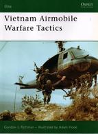 OSPREY  VIETNAM AIRMOBILE WARFARE TACTICS US ARMY - English