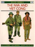 OSPREY  THE NVA AND VIET CONG GUERRE VIETNAM - English