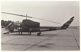 Photo Format CP Helicoptère Bell AH-1J Sea Cobra - Aviación