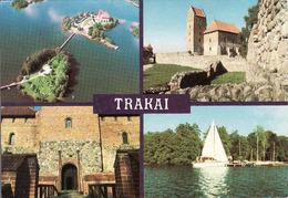 Lithuania, Inselburg Trakai, Unused - Litauen