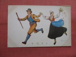 Voss  Norway   Ref 3837 - Europe