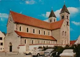 Automobiles - Voitures De Tourisme - Allemagne - Deutschland - Biburg Bei Abensberg - Pfarrkirche - Ehemalige Kiosterkir - PKW