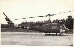 Photo Format CP Helicoptère Bell HU-1B - Aviación
