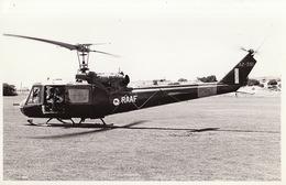 Photo Format CP Helicoptère Bell UH-1B - Aviación