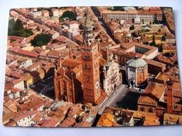 (FG.V24) CREMONA - DUOMO E BATTISTERO - TORRAZZO (viaggiata 1971) - Vicenza