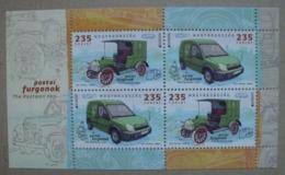 Ungarn    Europa  Cept   Postfahrzeuge     2013 ** - 2013