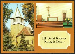 D2973 - TOP Neustadt Kloster - Bild Und Heimat Reichenbach - Neustadt (Dosse)