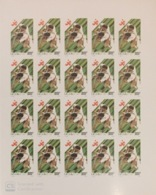 A Vietnam Viet Nam MNH Imperf Sheet 1990 : 11th Asian Games In Beijing, China / Judo / Art Martial - Vietnam