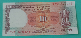 72V 576373  Indien India Inde Cir. Note - India