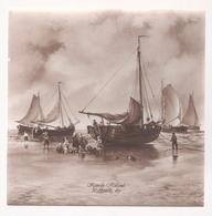 SPHINX TEGEL. KATWIJK - HOLLAND. Door J.C. HUMIK. 1831. Bomschuiten. Strand. - Maastricht (NLD)