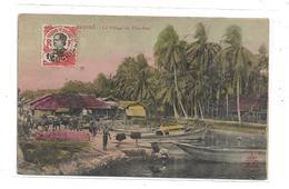 CPMJ3994 COCHINCHINE LE VILLAGE DE THU DUC - Vietnam