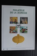 B22 'Philatelie De La Jeunesse' - Feuillet D'Art - Tirage: 500 Exemplaires - Comics