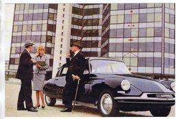 Citroen ID19   (1962)  -  Carte Postale Modern - PKW