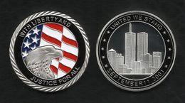 11 SEPTEMBRE 2001 . - Etats-Unis