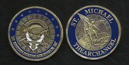 UNITED STATES AIR FORCE . ARCHANGE SAINT MICHAEL . - Etats-Unis