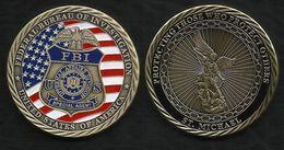 UNITED STATES OF AMERICA . FBI . - Etats-Unis