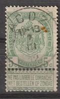 COB N° 56 - Oblitération ACOZ - 1893-1800 Fijne Baard