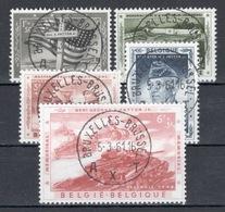BELGIE: COB 1032/1036 Mooi Gestempeld. - Used Stamps