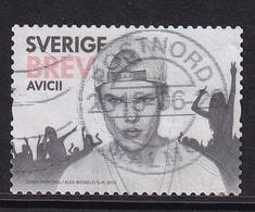 Sweden 2015, Avicii Minr 3030 Vfu - Usati