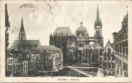 AACHEN - Münster - Oblitération De 1921 - Aken