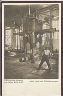 KAPFENBERG - Gußstahlwerk Böhler, Arbeit Unter Der Schmiedepresse, Vorlage Für AK, 19 X 12 Cm - Kapfenberg