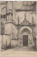 Cpa ( 52 Haute-marne ) Chaumont , Eglise Saint-jean Baptiste ,la Porte Saint-eloi ( A.pourtoy 124) - Chaumont