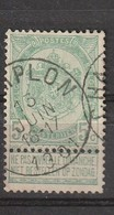 COB N° 56 - Oblitération CHAMPLON 1901 - 1893-1800 Fijne Baard