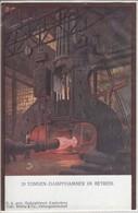 KAPFENBERG - Gußstahlwerk Böhler, 20 Tonnen Dampfhammer Im Betrieb, Vorlage Für AK, 19 X 12 Cm - Kapfenberg