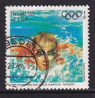 Brazil 1996, Sports Minr 2705 Vfu - Brazilië