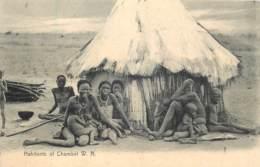 Congo - Mbuji Mayi - Habitants Of Chambell W. N. - Congo - Kinshasa (ex-Zaïre)