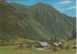 SÖLKER TAUERN - Breitlahn Alm Hütte Mit Spateck - Scheifling